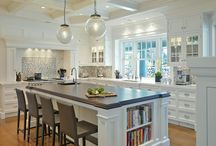 Dream Kitchens / by Hope Swedberg Roberts