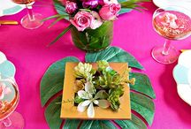 Deco party ideas