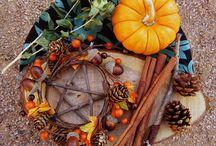 Pagan Holiday-Mabon