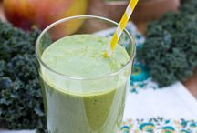 Food - Smoothies / by Kelly Fleming
