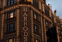 Harrods  / Harrods  / by Dominic Rodohan