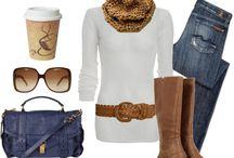 Fashion / by Alicia Chandler