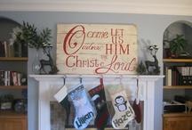CHRISTmas / by Jill Jones