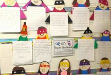 Teaching: Superheros