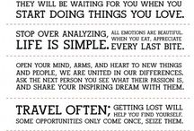 words. / by Cena Jordan