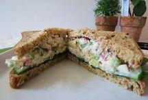 sandwich / by Dawn Cagle