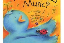 Books  / Book ideas for the music classroom.