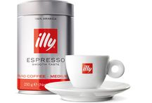 Giotto Enterprise illy cans