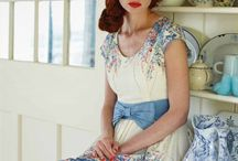 Clothes, bows, sparkles  / by Anna Schaper