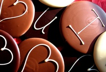 Valentines day / I Love U, says Cocoa Mountain! Introducing our new product  - Giant Love Buttons for Valentine's Day 2013! xxx