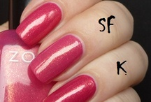 Pink&Berry polishes