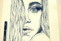 drawing / Drawings from Dianne van Gent