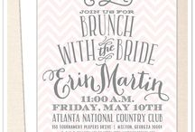 Bridal luncheon / by Susan Conner