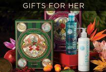 Crabtree & Evelyn – Holiday Wishlist Contest #SeasonalSpectacular / My Christmas wishlist