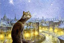 Кошки (Румянцев Владимир)