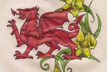 Welsh things