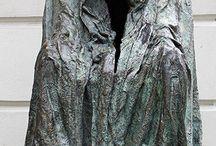 Prague sculptures