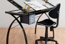 Office/Showroom Furniture & Cabinets, Tables, Shelves, Chairs