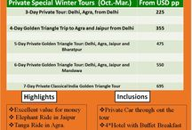 India Winter Special Offers / On our India tours you'll discover the best of India with expert local guides, from the Taj Mahal & Jaipur to tiger spotting & the backwaters of Kerala.