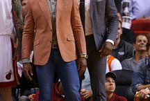 NBA Players & Fashion
