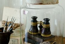 ye old glass jars