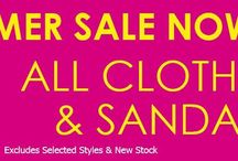 Summer Sale / Our 2015 bargains