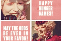 Hunger Games / All things Hunger Games, Catching Fire and Mocking Jay / by Elisabeth Manthey