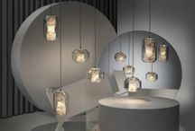 Nouveau Rebel / Launched at London Design Festival, September 2014 Nouveau Rebel is a collection of lighting and glassware with a tongue-in-cheek reference to the cultural associations of marble, the collection's core material.