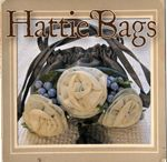 Hattie Bags / Unique one of a kind purses created and handcrafted from vintage hats and adorned with antique embellishments and finds.  Works of art before and after, keeping original labels when available and adding my own.  The hunt for the hat is half the fun.