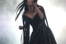 Gothic metal singers