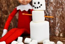 Elf on the shelf ideas / by Jennifer Pinard