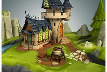3D Islands