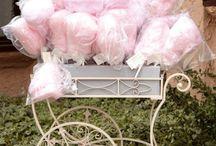 Candy Floss Bar