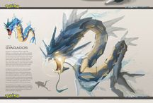 epic pokemon art