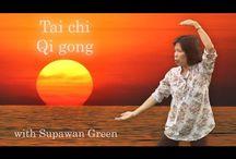 tchai chi, qi gong, ličenie tela a mysle, poznanie tela možnosti práce s energiou , byliny, strava, čakry a harmonizacia medzi telami
