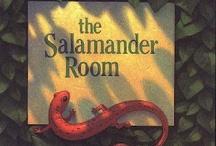 Salamanders / by Annalea Cassell