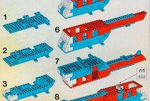 Lego helikoptera