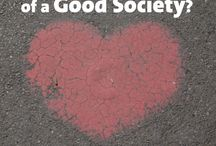 The Good Society / Images from our Good Society project and Church Action on Poverty Sunday 2015.