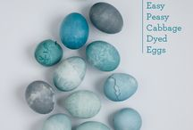 Easter Decorating Ideas / Looking for some stylish  Easter decorating ideas? These are our favorites!