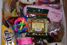My enrichment items