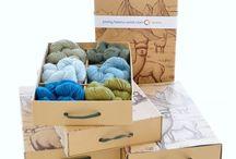 Irresistible Yarns / Luxurious yarns from Blue Sky Alpacas include fibers such as baby alpaca, suri alpaca, royal alpaca, merino wool, mulberry silk & organic cotton.  / by Blue Sky Alpacas Yarn