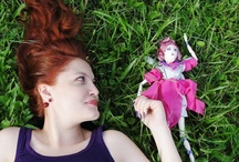 My Work - I work fashioning dolls <3 / I work fashioning dolls.