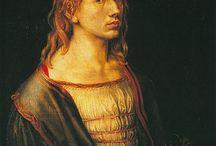 Albrecht Durer / Albrecht Dürer (Norimberga, 21 maggio 1471 – Norimberga, 6 aprile 1528) pittore, incisore, matematico e trattatista tedesco. Figlio di un ungherese, viene considerato il massimo esponente della pittura tedesca rinascimentale.