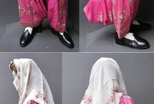 Türk folklor kıyafetleri