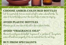 Essential Oils / by Ogden Kruger