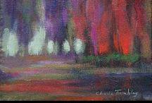 Claude Tremblay / Artiste peintre professionnelle multi-art.net