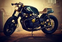 Motorcycles - my projects