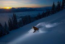 Snow & Ice / Skiing, snowboard, ice