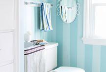 Make small Bath look Bigger / by Lois Christensen
