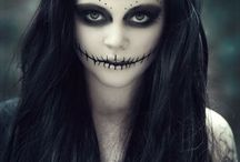 Halloween Makeup / by Laura Littlefield